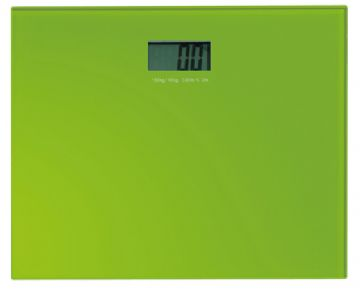 Gedy Rainbow Electronic Scales Green RA90-04
